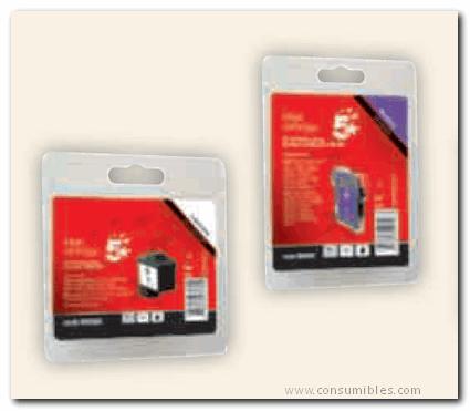 5 ESTRELLAS CART TINTA BROTHER LC970 MAGENTA 981032