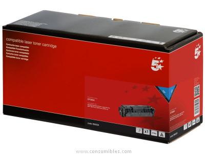 5 STAR TONER HP CF380A NEGRO PPT 4238382