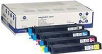 Comprar Rainbow Pack cartuchos de toner 9960A1710531100 de Konica-Minolta online.