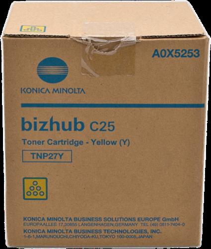 Comprar cartucho de toner A0X5253 de Konica-Minolta online.