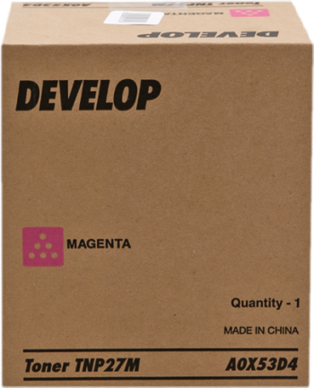 Comprar cartucho de toner A0X53D4 de Develop online.