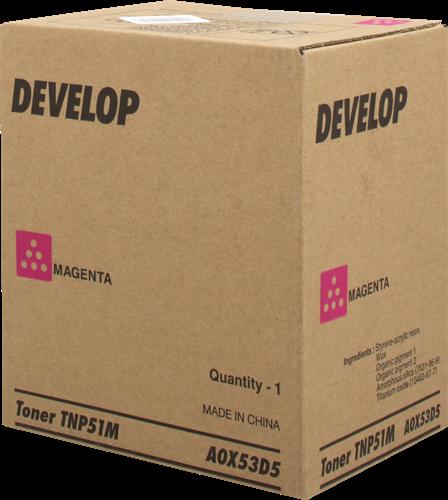 Comprar cartucho de toner A0X53D5 de Develop online.