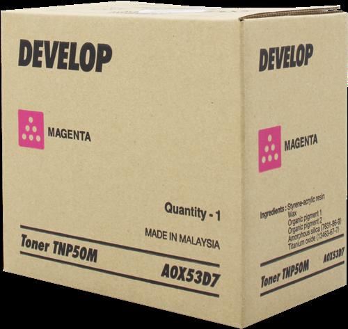 Comprar cartucho de toner A0X53D7 de Develop online.