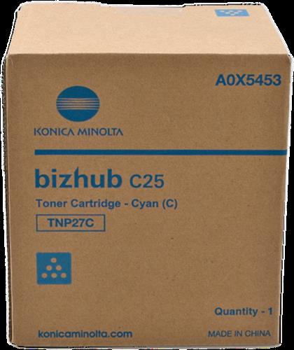 Comprar cartucho de toner A0X5453 de Konica-Minolta online.