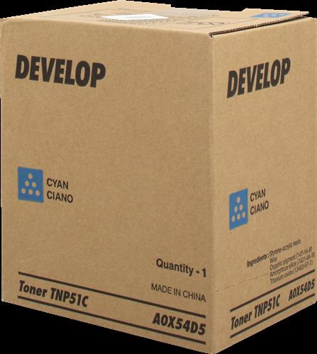 Comprar cartucho de toner A0X54D5 de Develop online.
