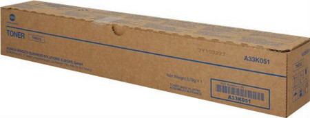 Comprar cartucho de toner A33K051 de Konica-Minolta online.
