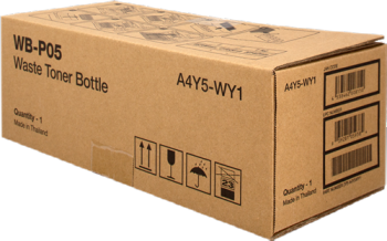 Comprar bote de residuos A4Y5WY1 de Konica-Minolta online.