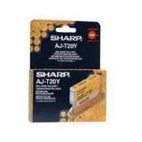Comprar cartucho de tinta AJT20Y de Sharp online.