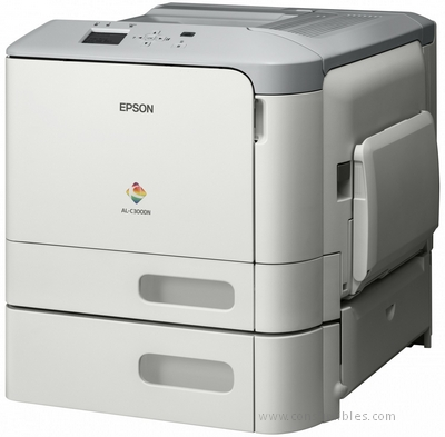 Impresoras láser o led EPSON IMPRESORA ACULASER C300DTN