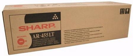 Comprar cartucho de toner AR-455LT de Sharp online.