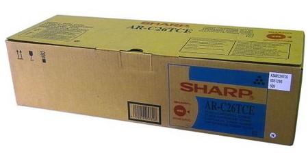 Comprar cartucho de toner ARC26TCE de Sharp online.