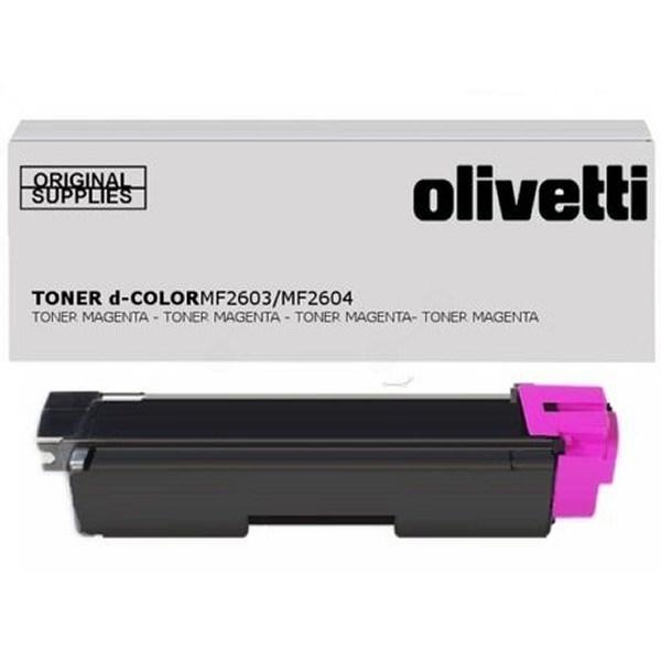 TONER MAGENTA OLIVETTI B0948 (5000 PAG)