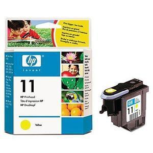 CABEZAL DE IMPRESION AMARILLO HP Nº 11