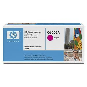 CARTUCHO DE TÓNER MAGENTA HP 124A para Color LaserJet CM1017 MFP