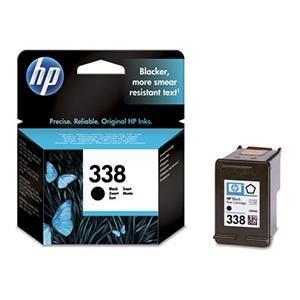 Cartucho de Tinta negro 11 ml HP Nº 338