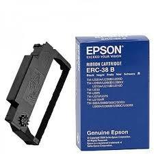 CINTA DE NYLON NEGRO ERC 38 EPSON ERC-38B
