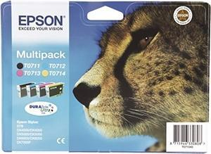 Cartucho de Tinta Rainbow Pack 239 ml Epson T0715