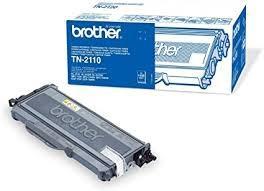 Cartucho de tóner negro Brother TN-2110