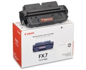 Cartucho de tóner Negro Canon FX-7