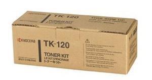 Cartucho de toner negro Kyocera-Mita TK-120