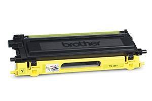 Comprar cartucho de toner TN135Y de Brother online.