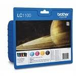 Cartucho de Tinta Rainbow Pack Brother LC-1100HY
