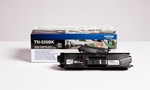 Cartucho de tóner negro Brother TN-326BK