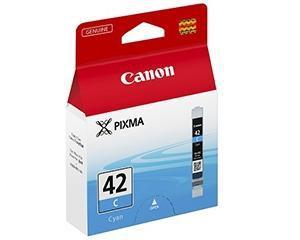 CARTUCHO DE TINTA CIAN CLI-42 14 ML CANON CLI-42C