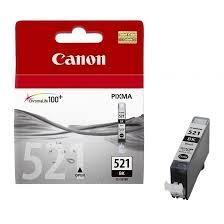 Cartucho de Tinta 19 ml Canon PGI-521BK