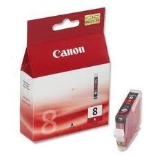 Cartucho de Tinta Roja Canon CLI-8R