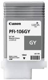 CARTUCHO DE TINTA GRIS 130 ML CANON PFI-106