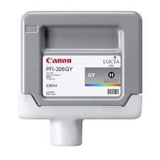 CARTUCHO DE TINTA GRIS 330 ML CANON PFI-306