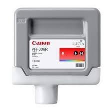 CARTUCHO DE TINTA ROJO 330 ML CANON PFI-306
