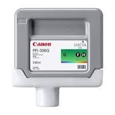 CARTUCHO DE TINTA VERDE 330 ML CANON 6664B001