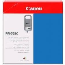 CARTUCHO DE TINTA CIAN 700 ML CANON PFI-703C