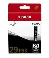 Cartucho de Tinta Foto Canon PGI-29PBK