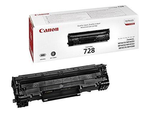 Cartucho de tóner Negro AA Canon CRG-728