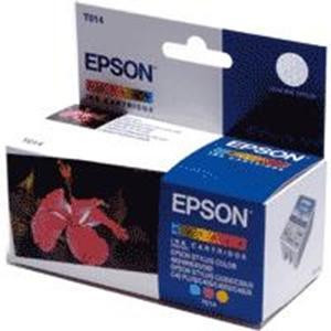 CARTUCHO DE TINTA COLOR 25 ML EPSON T0140
