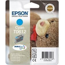 CARTUCHO DE TINTA CIAN EPSON T0612