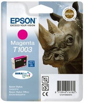 CARTUCHO DE TINTA MAGENTA EPSON T1003