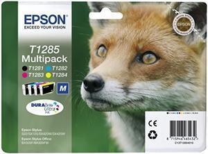 CARTUCHO DE TINTA RAINBOW PACK EPSON T1285