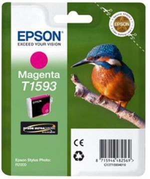 CARTUCHO DE TINTA MAGENTA 17 ML EPSON T1593