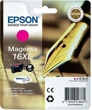 CARTUCHO DE TINTA MAGENTA EPSON 16 - (T1633)