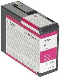 CARTUCHO DE TINTA MAGENTA 80 ML EPSON T5803