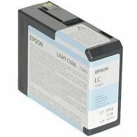 CARTUCHO DE TINTA CIAN CLARO 80 ML EPSON T5805