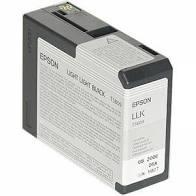 CARTUCHO DE TINTA GRIS CLARO 80 ML EPSON T5809
