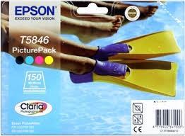 CARTUCHO DE TINTA RAINBOW PACK EPSON T5809