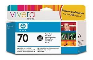 CARTUCHO DE TINTA NEGRO FOTOGRAFICO 130 ML HP Nº 70