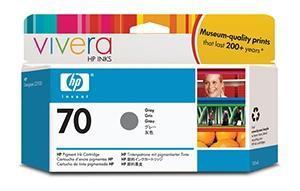 CARTUCHO DE TINTA GRIS 130 ML HP Nº 70