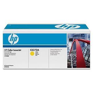 CARTUCHO DE TONER AMARILLO HP 650A para Color LaserJet Enterprise M750n